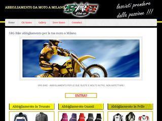 Abbigliamento Moto A Milano