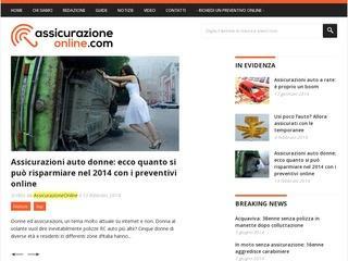 Assicurazioni Online: news e guide