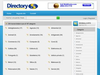 Directory siti web gratuita