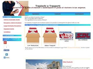 Ditte Traslochi