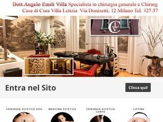 Minilifting Viso Milano