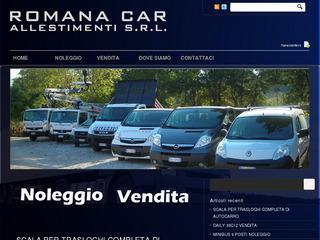 Noleggio furgoni Roma nord