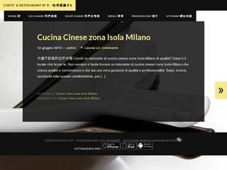 Specialità Cinesi Zona Isola Milano