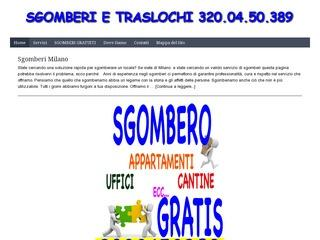 Sgomberi Solai Milano