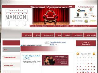Cinema manzoni cassino