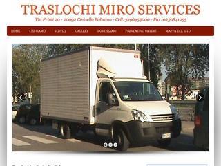 Traslochi Economici Cusano Milanino