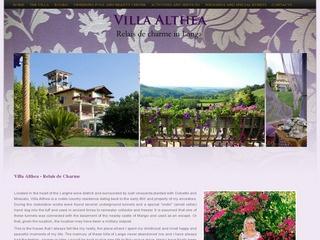 Villa Althea - Relais de Charme in Langa